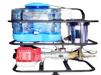 <h1>Portable sea water purification system</h1>