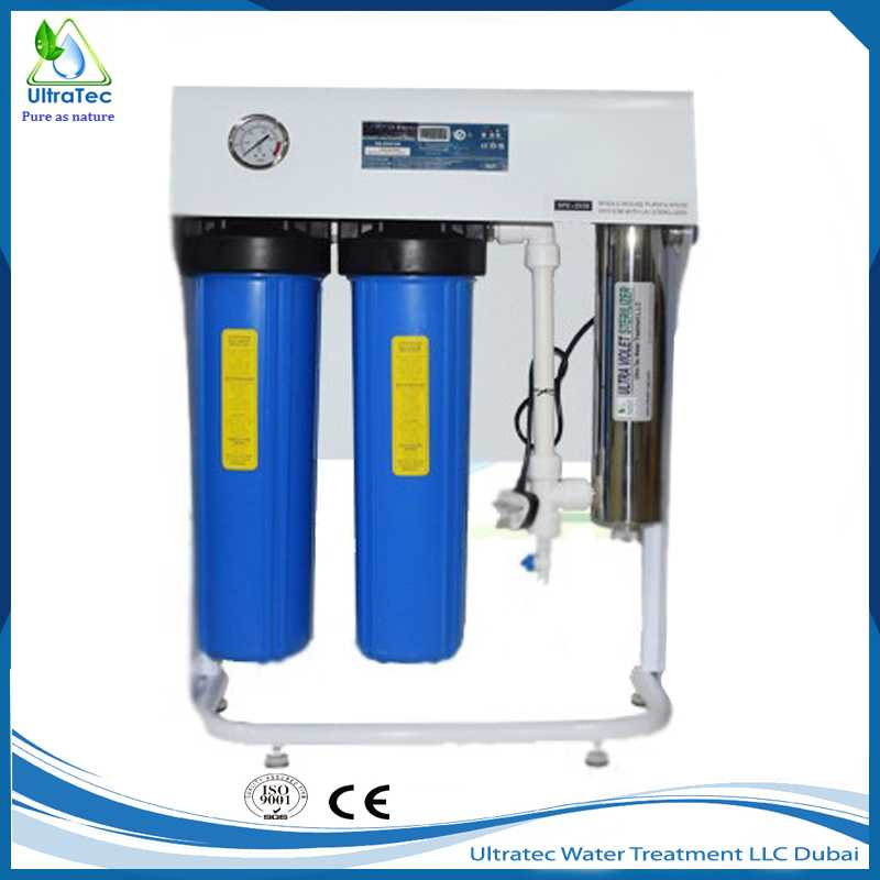 Ultraviolet Uv Sterilzer Water Filtration System Suppliers